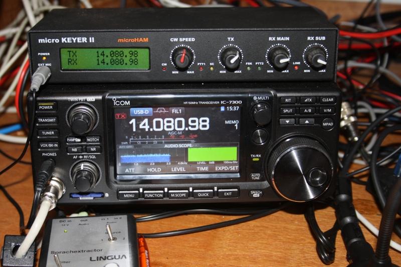 Ham Radio - MAYA HILL LODGE